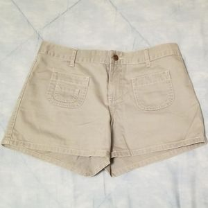 Womens Old Navy Shorts in Gray